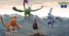Forces of Nature Pokémon