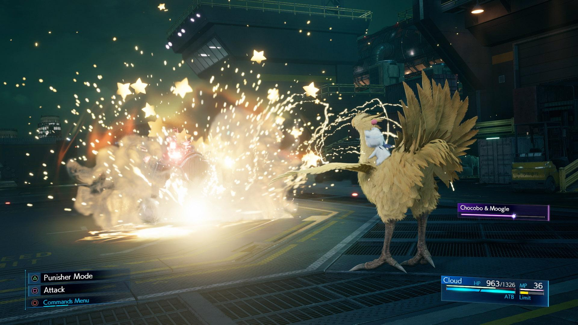 Final Fantasy Vii Remake Screenshots Feature Redesigned