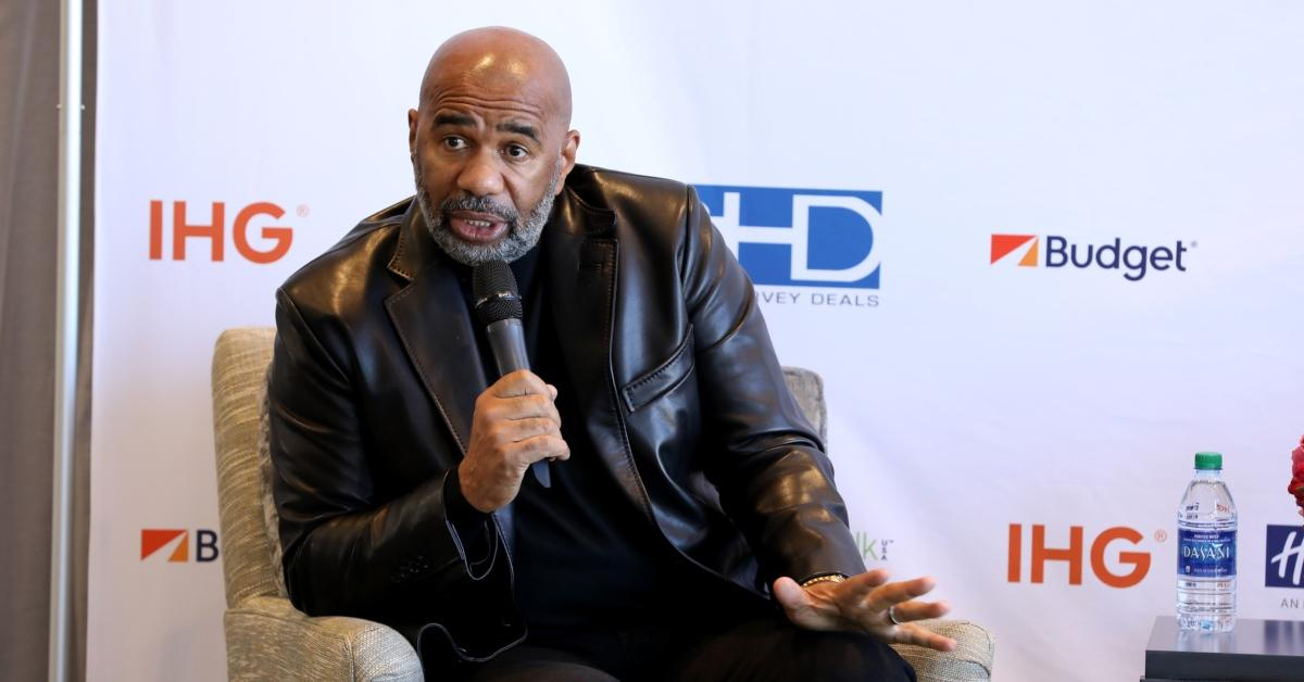 Why Is Steve Harvey's Show Being Canceled by NBC? Get the