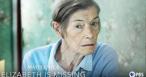 What happens to Elizabeth in 'Elizabeth is Missing'?