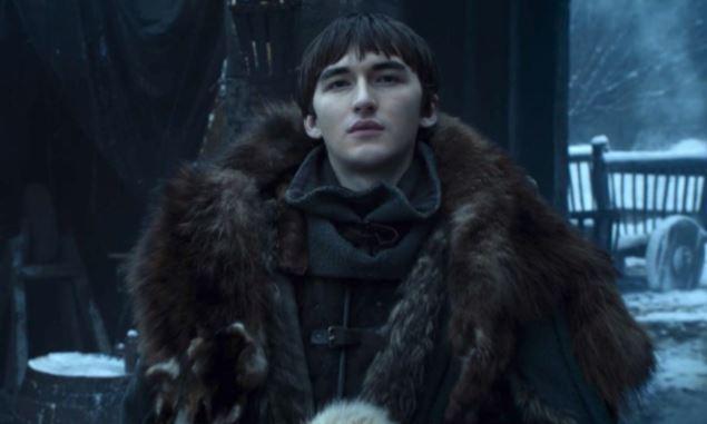 brandon stark stare game of thrones