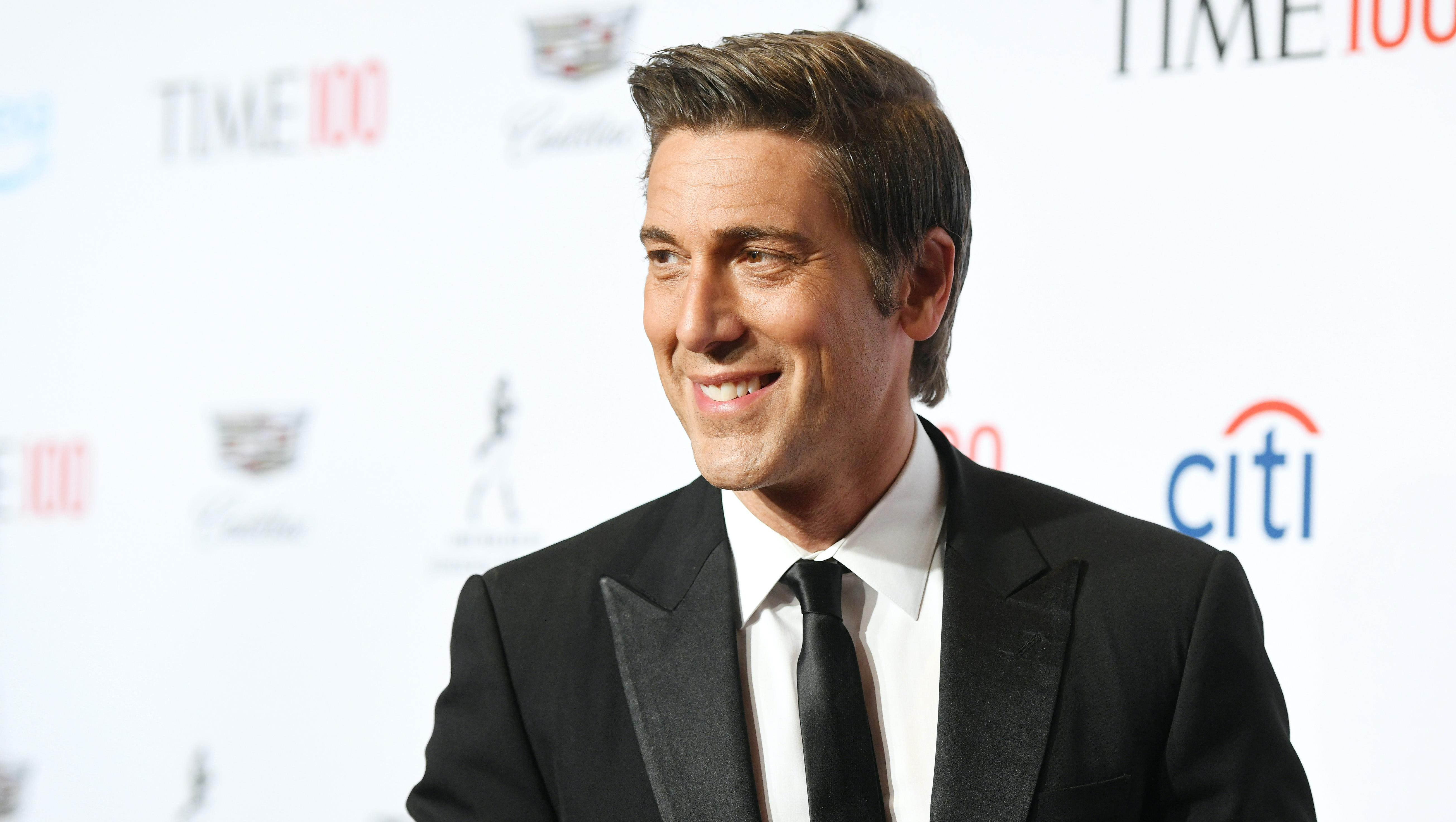 did david muir have an accident