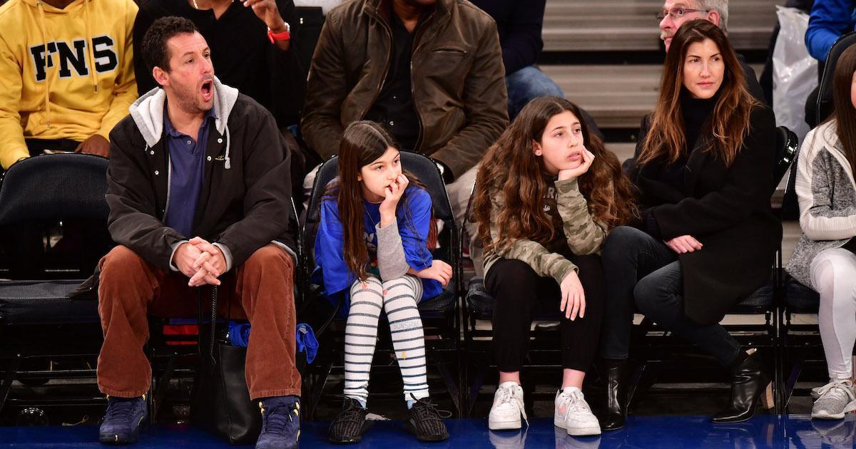 Adam Sandler S Daughters Appear In Hubie Halloween And More Movies