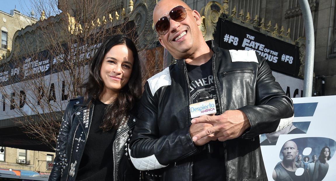 Rodriguez partner michelle Michelle Rodriguez