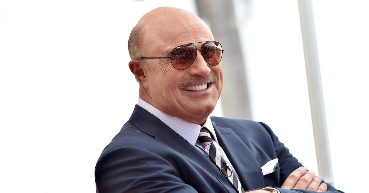 Is Dr Phil A Real Doctor And If So What Is He A Doctor Of