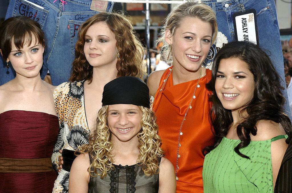 The 'Sisterhood of the Traveling Pants' Cast Then vs. Now