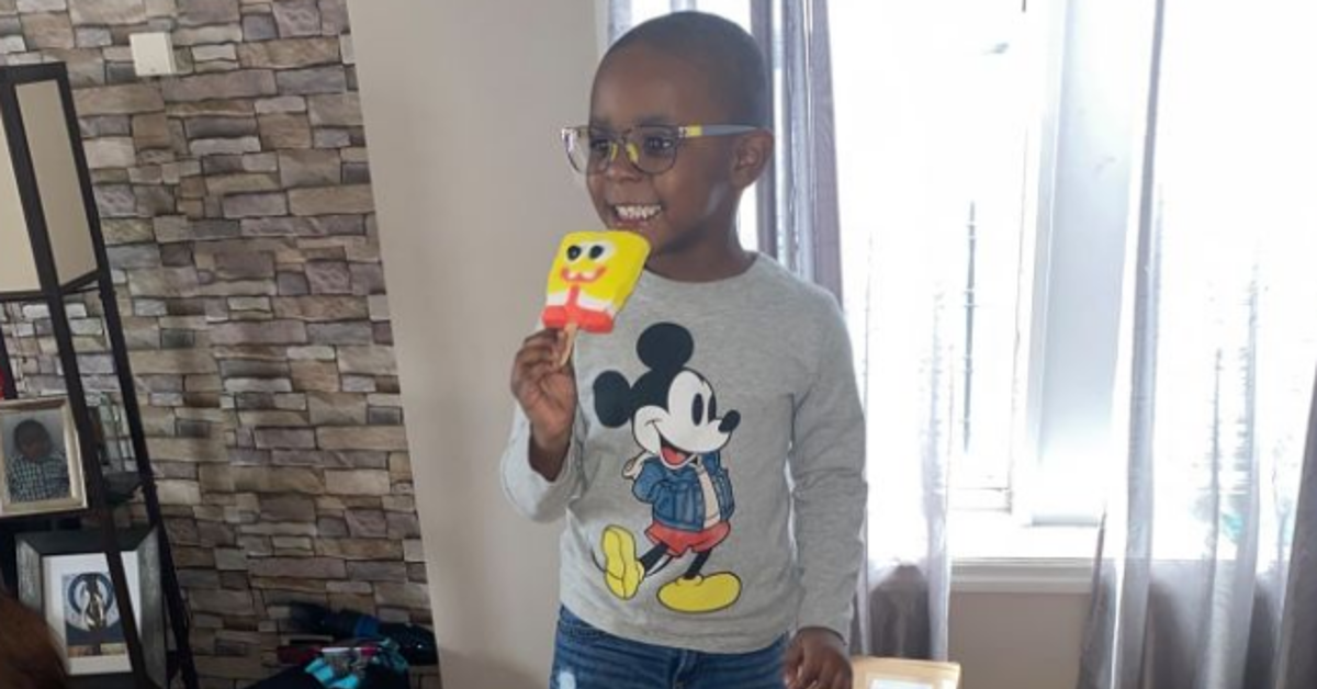 4-Year-Old Boy Orders $3,000 Worth of SpongeBob Popsicles off Amazon
