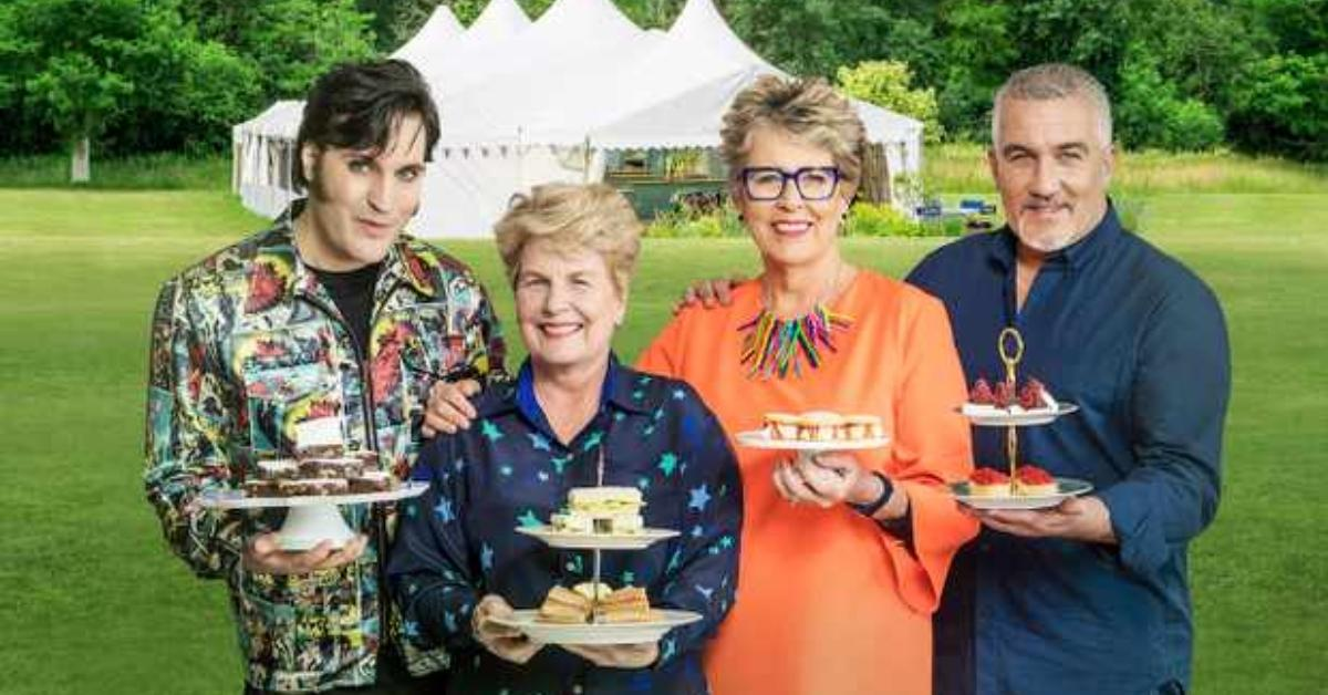 Here's How to Watch Season 10 of the 'Great British Bake Off'