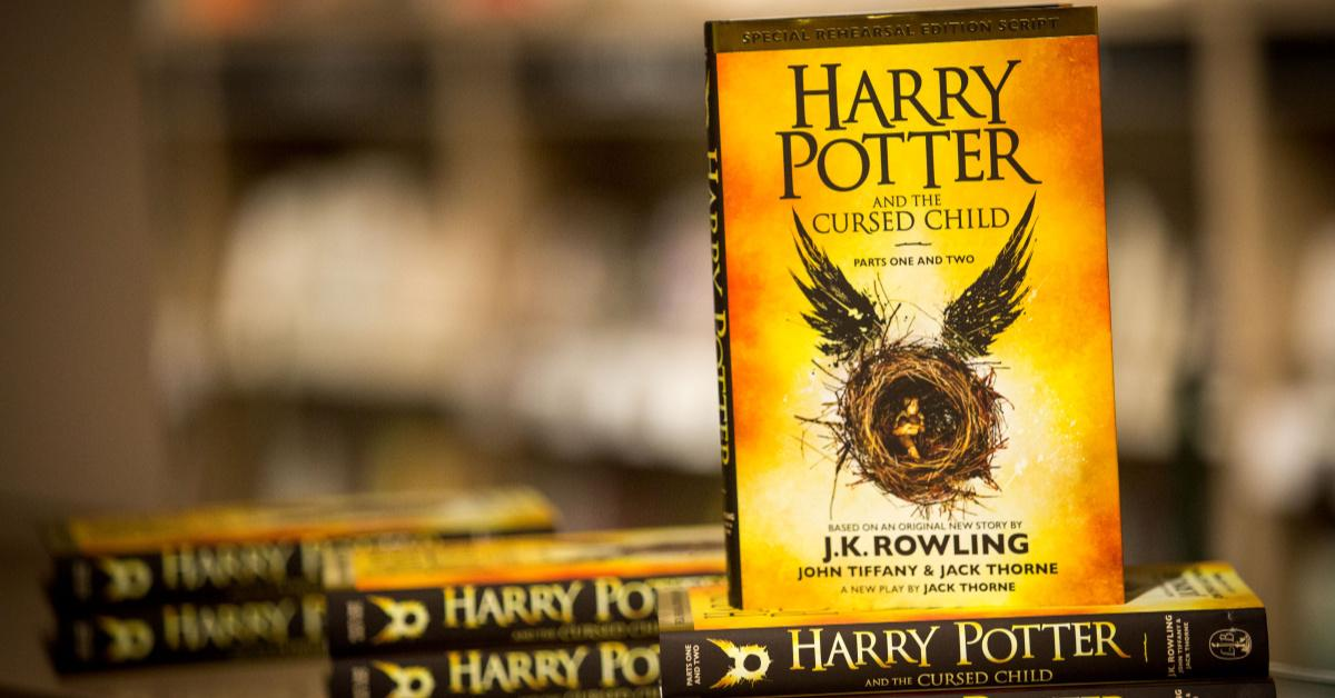 Here's Why We Probably Won't Get a 'Harry Potter and the Cursed Child' Movie