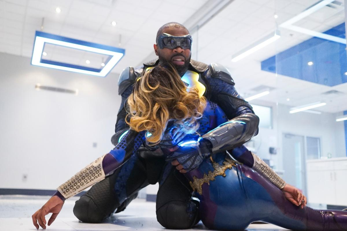 How Did Black Lightning Get His Powers?