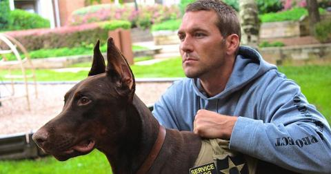 why did brandon mcmillan leave lucky dog