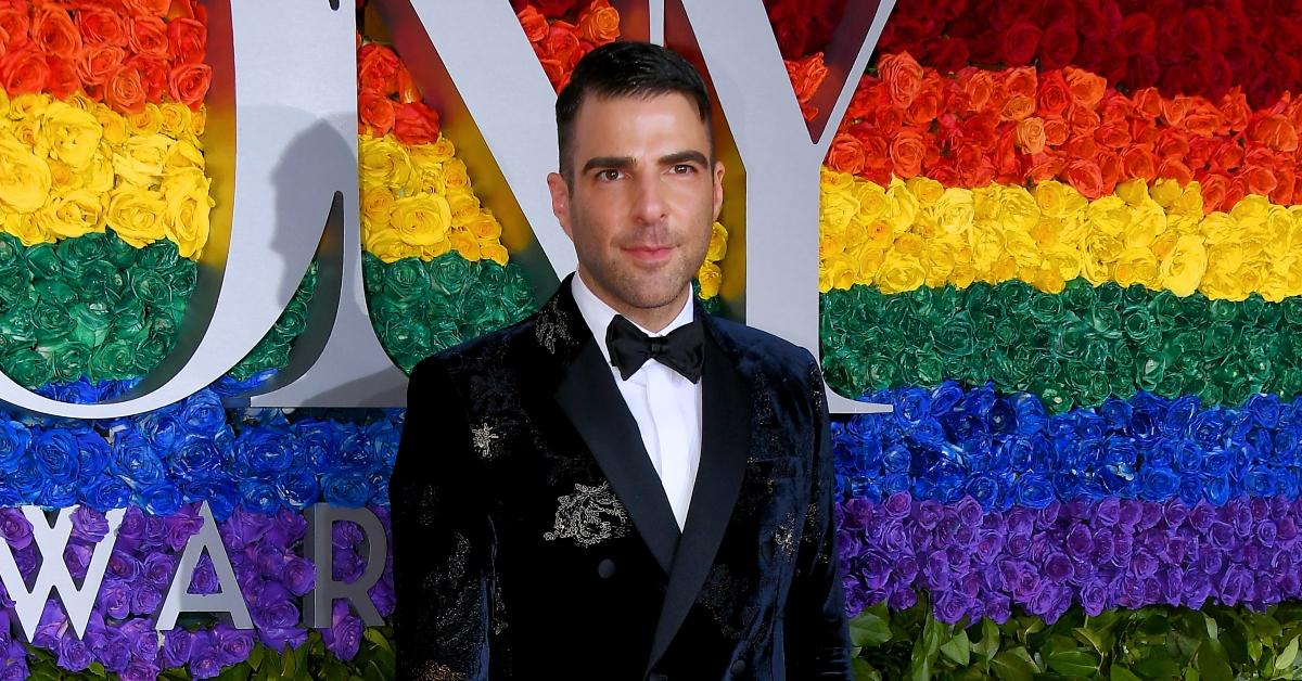 zachary quinto sorry charlie miller