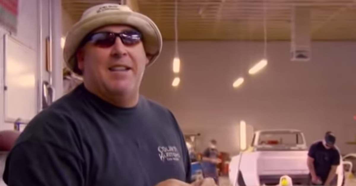 What Happened To Scott On Counting Cars His Exit Is Mysterious