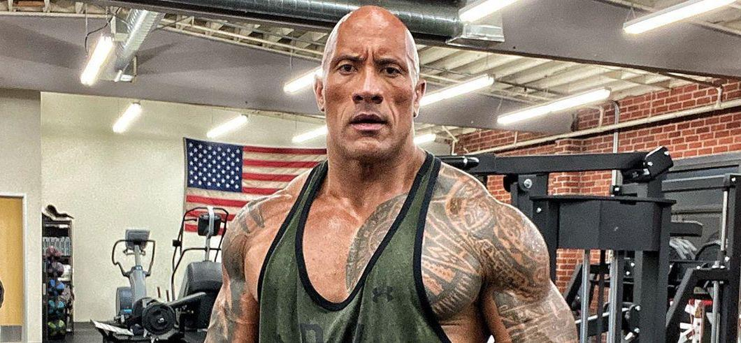 """Dwayne """"The Rock"""" Johnson Is the Highest-Paid Actor in Hollywood"""
