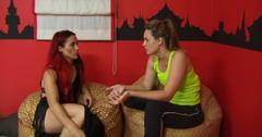 laurel cara maria the challenge feud