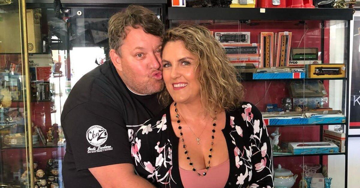 rene and casey storage wars divorce