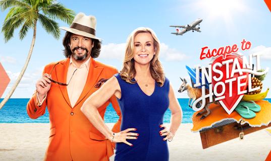 instant hotel season  host
