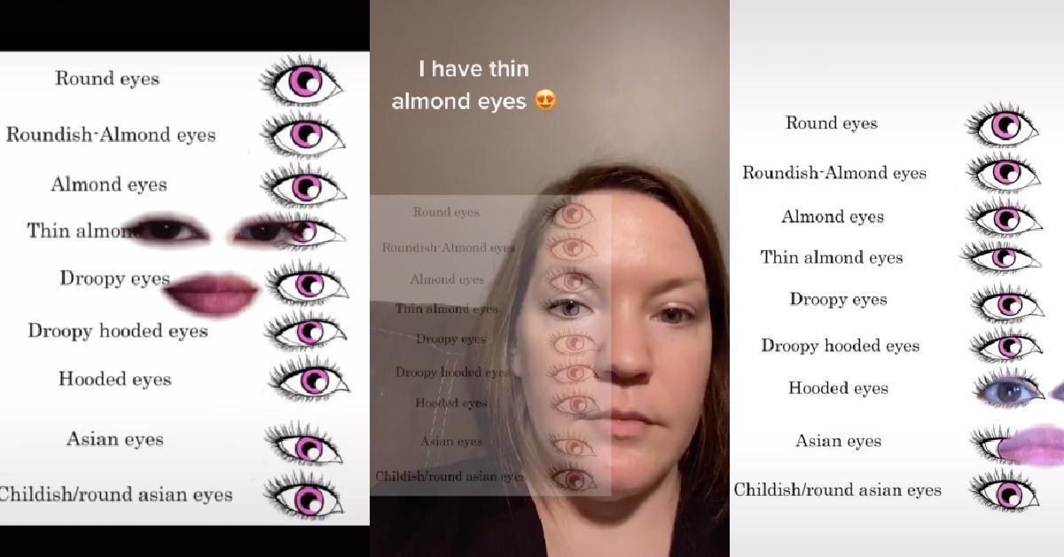Top TikTok Beauty Trends That Will Be Huge in 2021  |Tiktok Eye Color Chart