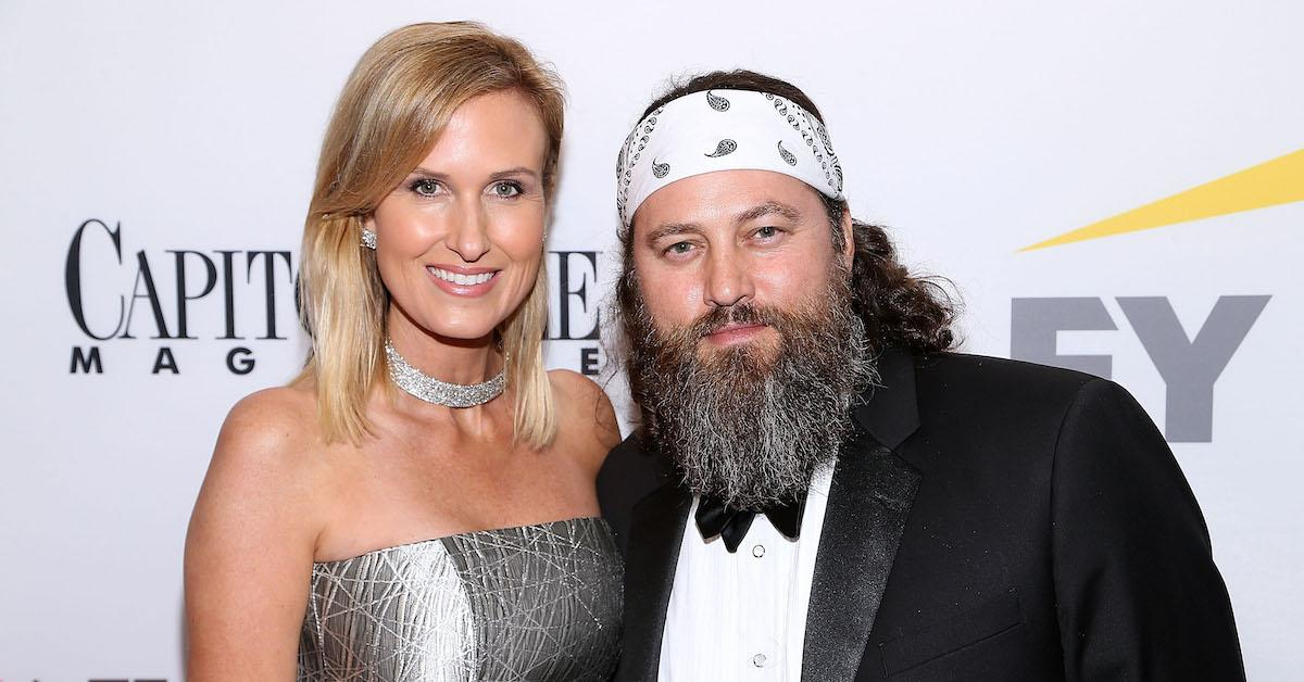 Willie and Korie Robertson from 'At Home with the Robertsons'