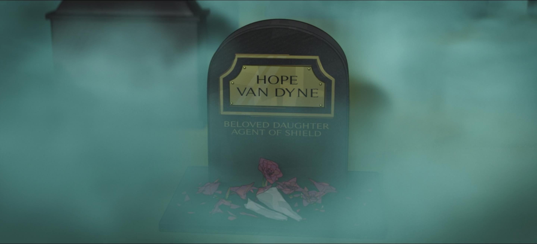 Hope van Dyne grave in 'What If...?'