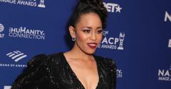 Dawn-lyen at the 51st NAACP Image Awards.