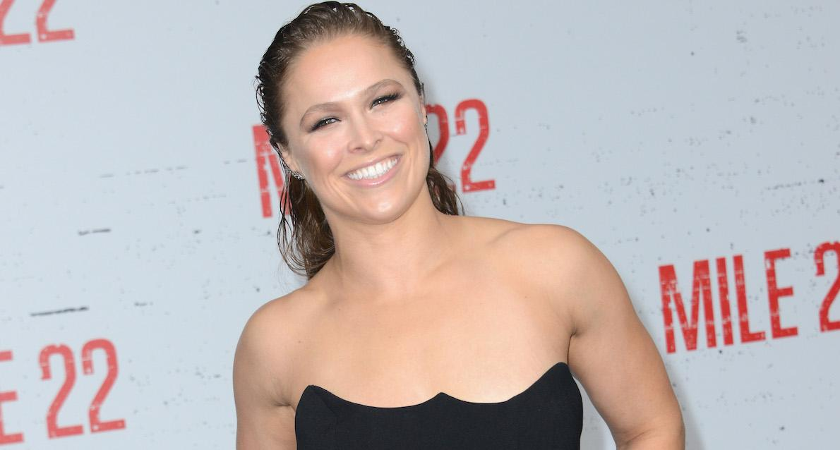 Here's the Real Reason Why Ronda Rousey Left the WWE