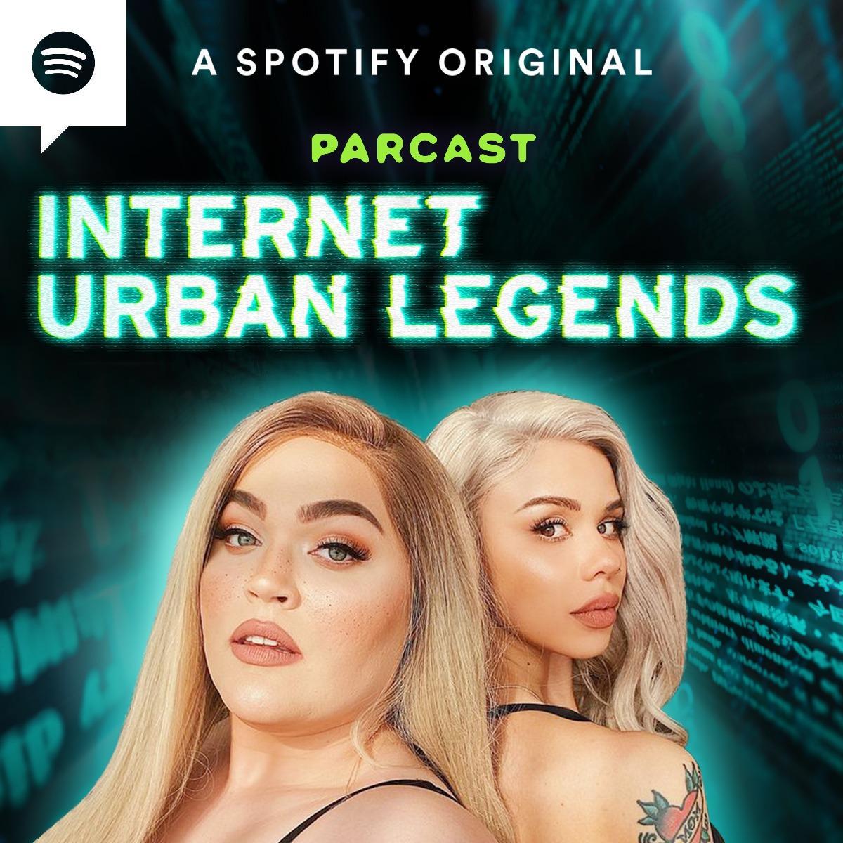 internet urban legends podcast hosts