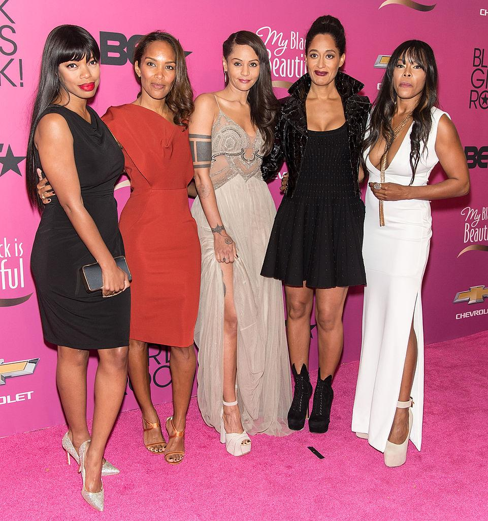 Why Did Jill Marie Jones Leave 'Girlfriends'? The Answer ...