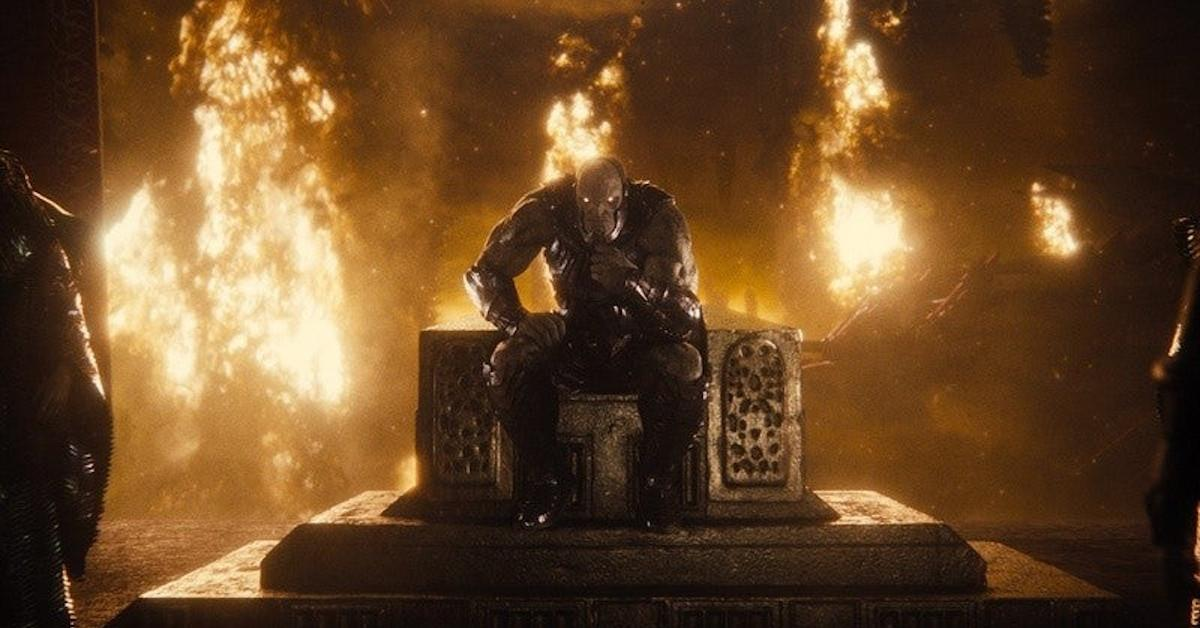Darkseid in 'Justice League'