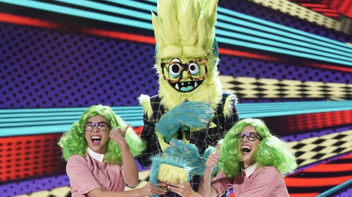 who is the thingamajig masked singer