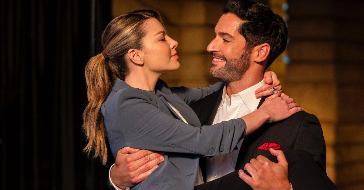 Lucifer and Chloe from 'Lucifer.'