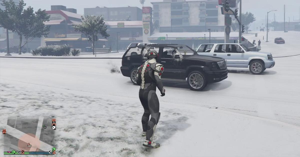 It's Snowing in 'GTA Online' and 'Red Dead Redemption,' but Why?