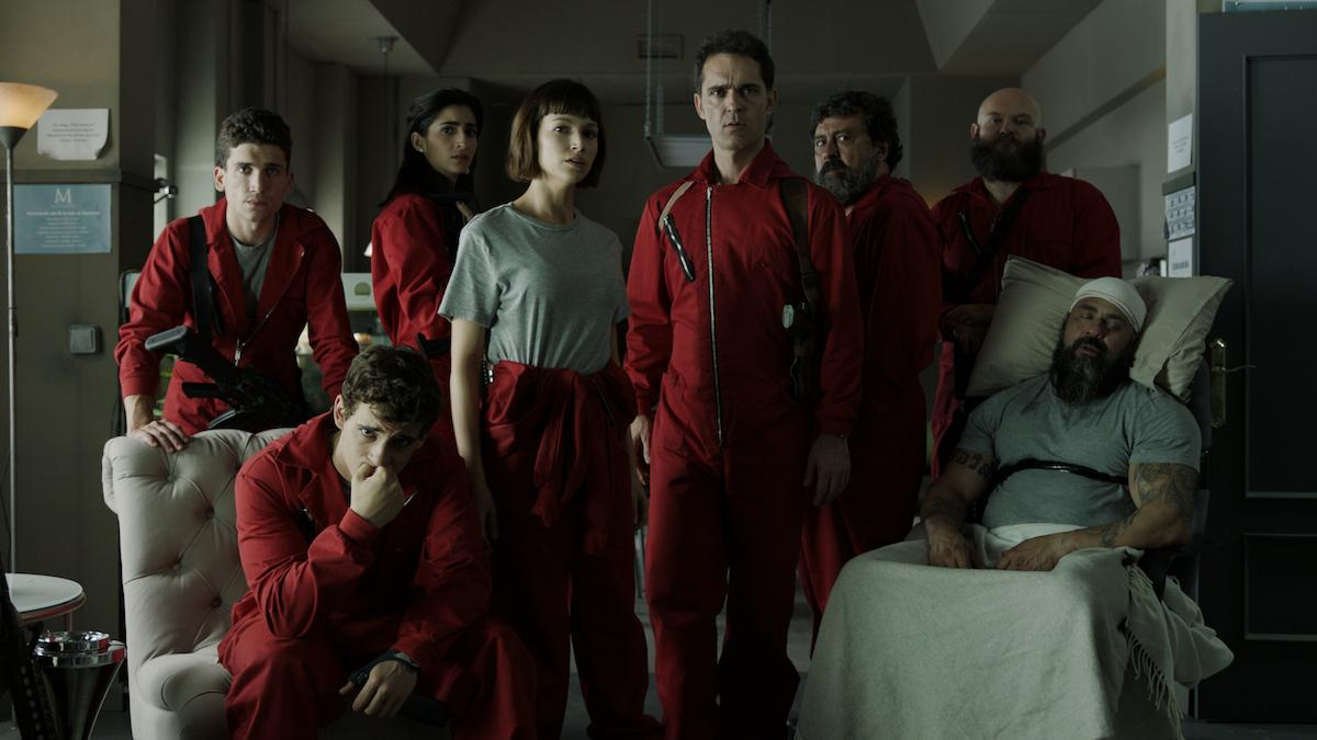 Money Heist' Season 3 Release Date — Watch the Trailer