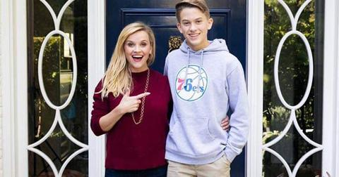 Image result for reese witherspoon tiktok