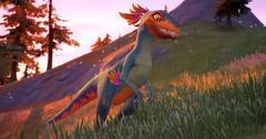 Raptor in 'Fortnite'