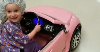 Hospital Lets Kids Drive Themselves To Surgery