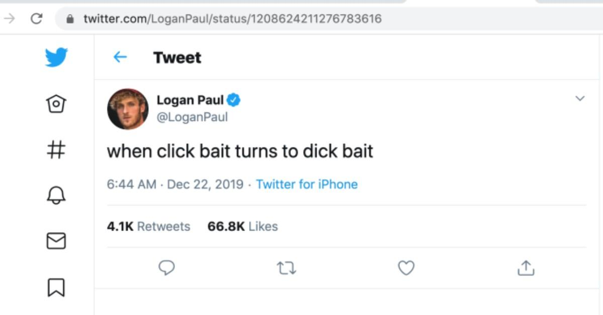 leaked video of logan paul