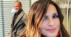 Chris Meloni and Mariska Hargitay
