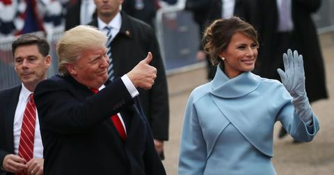 has a president ever not attended the inauguration