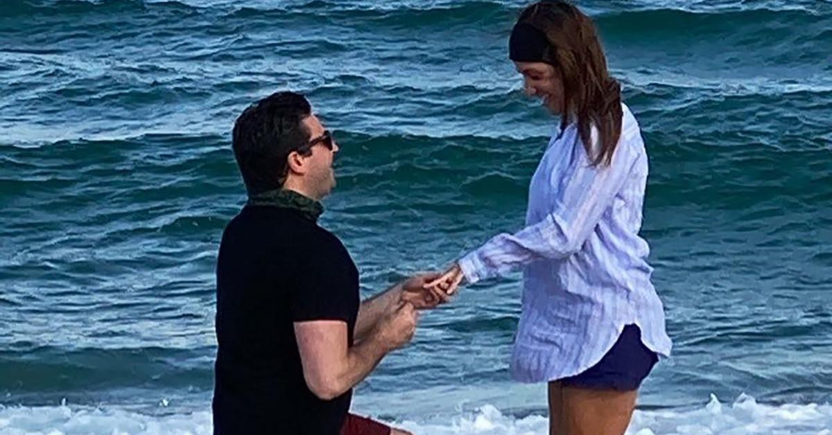 dianna russini engaged