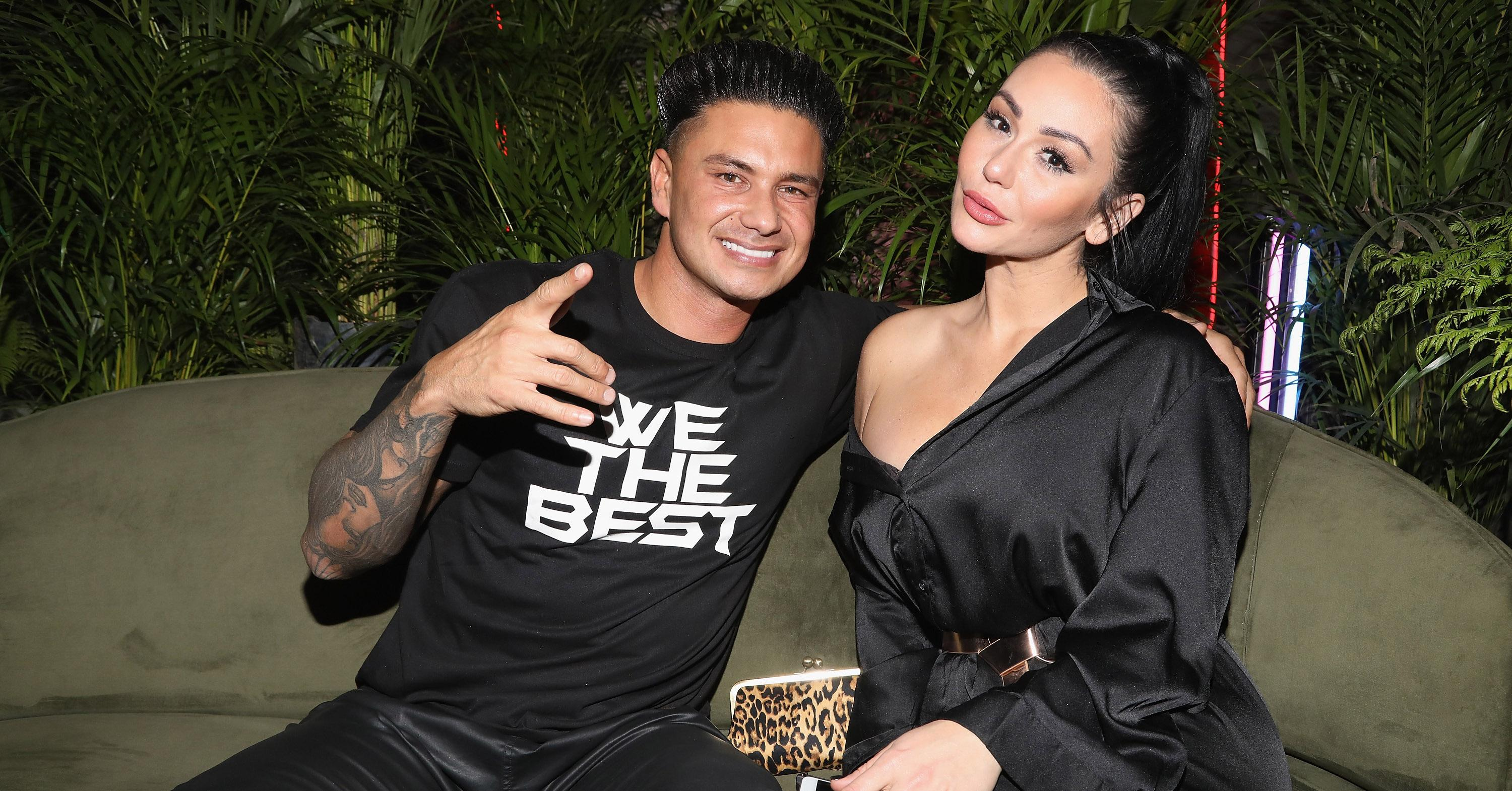 Are Pauly D And Jenni  U0026quot Jwoww U0026 39  Farley Dating   U0026 39 Jersey Shore