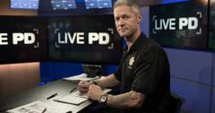 Sgt. Larkin on Live PD