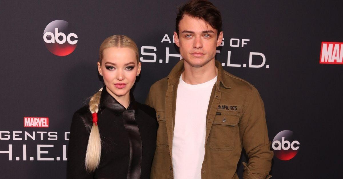 are dove cameron and thomas doherty still together