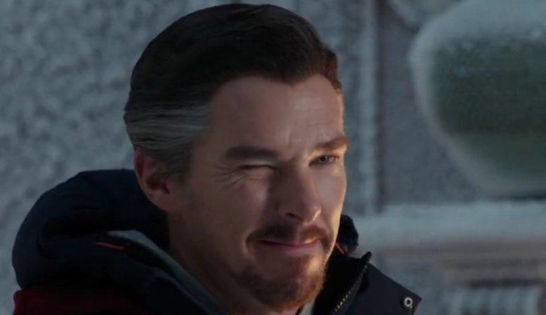 Doctor Strange wink