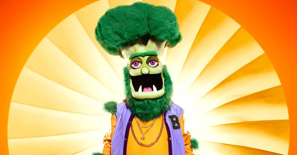 broccoli the masked singer season