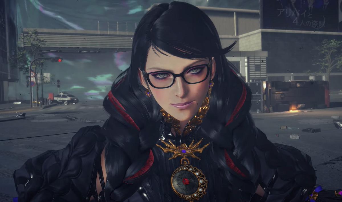 Bayonetta 3 trailer screenshot