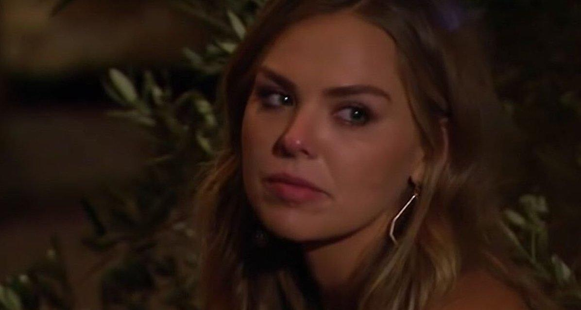 Why Is Hannah B 's Nose Red on 'The Bachelorette?' Fans Have