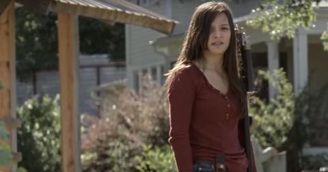 The Walking Dead Lydia Schauspielerin