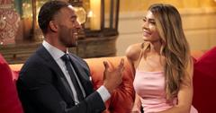 Matt James and Sarah Trott on 'The Bachelor'