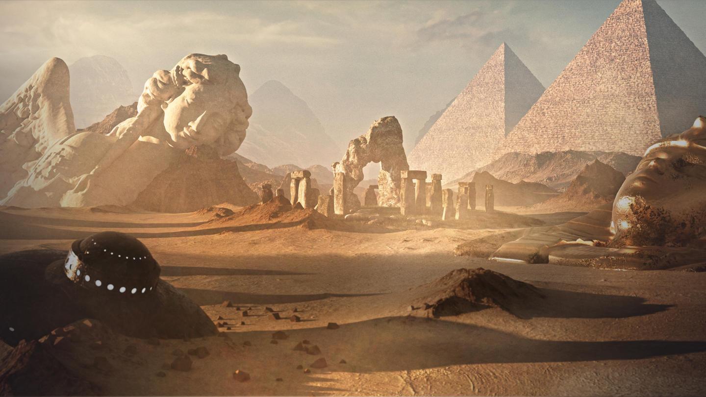ancient aliens s desktop x